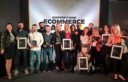Sjajni webshopovi pokupili nagrade