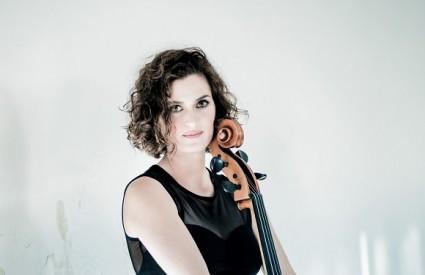 Monika Leskovar gošća simfoničara HRT-a