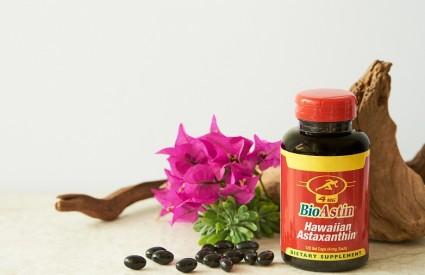 Havajski astaksantin ima vrlo korisno djelovanje