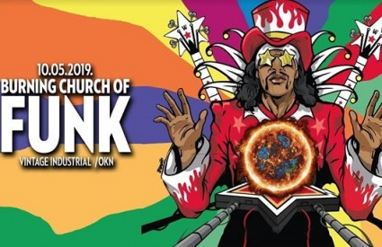 Funk ludilo u petak u Vintageu