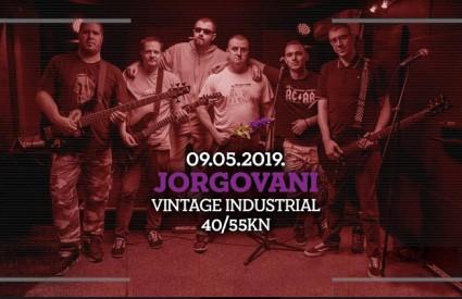 Jorgovani sviraju u Vintage Industrialu