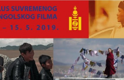 Što se snima u Mongoliji?