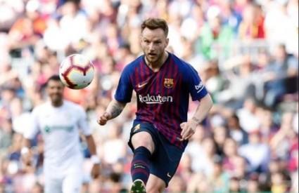 Rakitić želi ostati u Barceloni