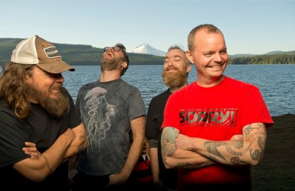 Red Fang u Močvari