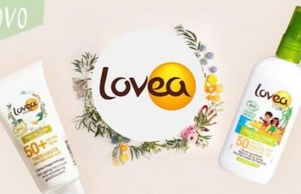Lovea proizvodi za njegu i zaštitu kože od sunca
