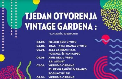 Dobar tjedan u Vintage Gardenu