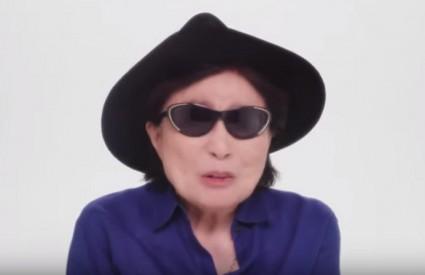 Yoko Ono za EXIT