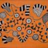 Strukture i teksture crteža Darije Dolanski Majdak