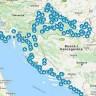 Sve kamere na hrvatskim cestama