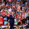 Trump objavio kandidaturu za novi mandat