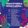 Tjedan otvorenja Vintage Gardena
