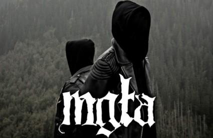Black metal na kvadrat - Mgla