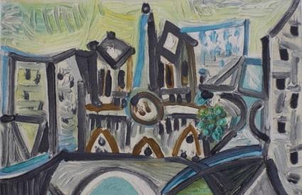 Picasso - Notre Dame