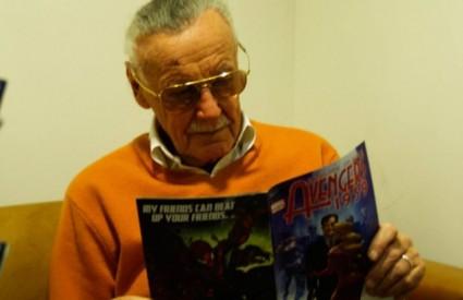 Stan Lee dobio počast