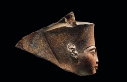 Tutankamonova glava od kvarcita