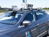 Toyota testira autonomnu vožnju u Europi