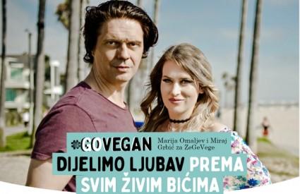 Marija Omaljev i Miraj Grbić