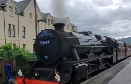 Vlakom za Hogwarts