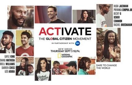 Svjetske zvijezde uz Global Citizen