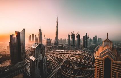 Dubai je grad nebodera