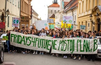 Kreću novi prosvjedi za klimu