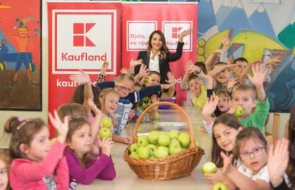 Kaufland škola voća i povrća