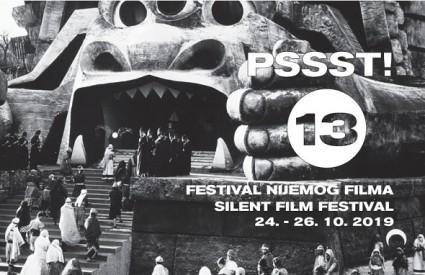 13. PSSST! Festival nijemog filma