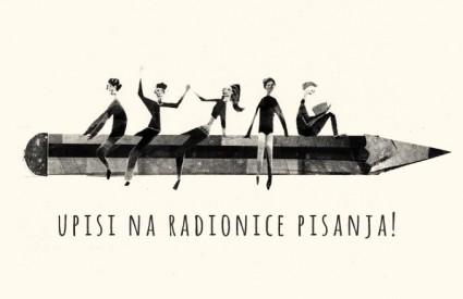 Radionice pisanja u CeKaPeu