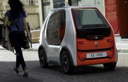 EZ-Pod iz Renaulta