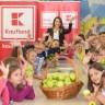 Kaufland ponovno donira svježe voće i povrće