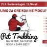 PET TREKKING - prva humanitarno sportsko rekreativna utrka