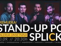 """Objavljen prvi dalmatinski comedy specijal – """"Stand-up po splicki"""""""