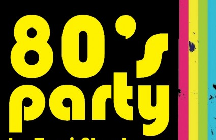 80s party uz Tomija