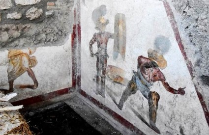 Živopisna freska
