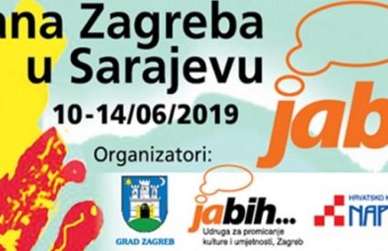 5 dana Sarajeva u Zagrebu