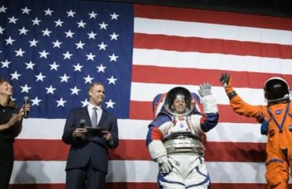 NASA ima nova odijela