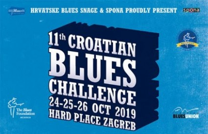 Počinje 11. Croatian Blues Challenge