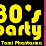 80's Party u subotu nakon koncerta Croatian Pink Floyd Show i She Past Away