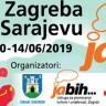 8. festival Ja BiH ... Pet dana Sarajeva u Zagrebu'