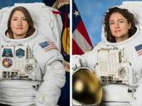 Prvi izlazak u svemir dviju žena