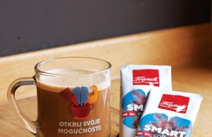 Franck funkcionalni napitci s kavom