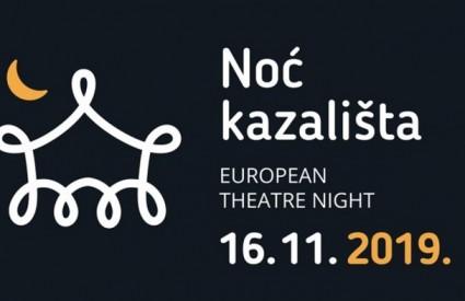 Danas je Noć kazališta
