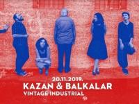 Domaće etno snage KAZAN & Balkalar u Savskoj 160