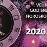 Veliki godišnji horoskop za 2020. godinu