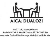 Razgovor s Matkom Meštrovićem u Muzeju Mimara