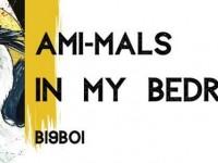 """""""Amimals In My Bedroom """" umjetnice BI9 B0I u Galeriji Siva"""