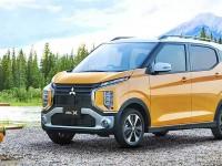 Kei automobili - Mitsubishi eK Wagon i eK X