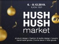 Božićni HUSH HUSH market donosi najkreativnije poklone!