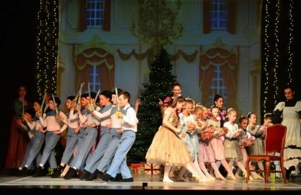 Orašar Baletnog studija Jastrebarsko