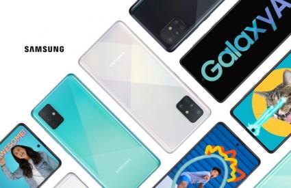 Samsung Galaxy A51 i A71